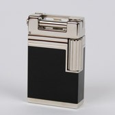 S.T.Dupont Hammer 99 Urban Lighter - Black lacquer and palladium - 11585