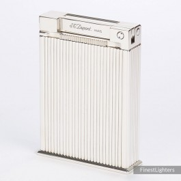 S.T.Dupont Jeroboam Table Lighter, Silver
