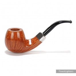 Castello Pipe, Collection KKKK with Silver Army Mount