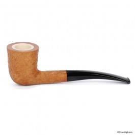 Dunhill Meerschaum Lined Pipe, Tanshell