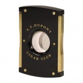 S.T. Dupont MaxiJet Cigar Cutter, S.T. Dupont Cigar Club Black