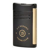 S.T. Dupont MaxiJet Lighter, S.T. Dupont Cigar Club Black