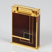 S.T.Dupont - Jeroboam Table Lighter - Chinese Lacquer