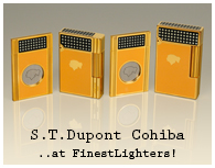 Cohiba Limited Edition available at FinestLighters!